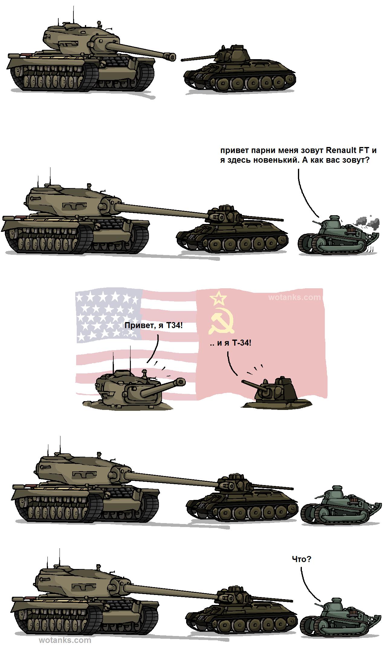 Нажмите на изображение для увеличения Название: Конфликт названий танков в World of Tanks.png Просмотров: 13 Размер:152.4 Кб ID:1157