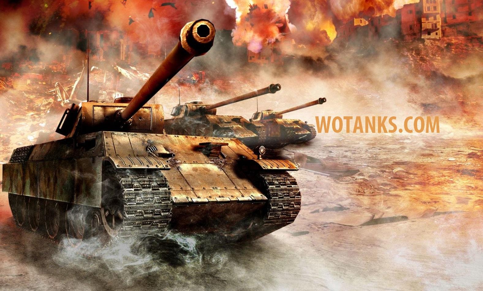 Видео про танки