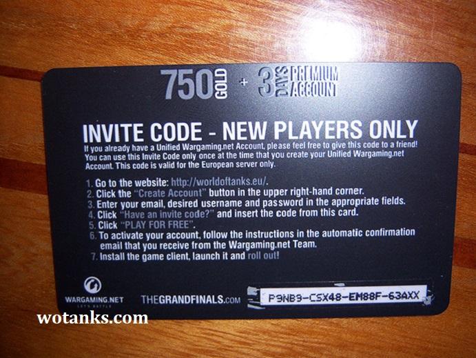 Название: invite-code-for-worldoftanks.jpg Просмотров: 3267  Размер: 161.6 Кб