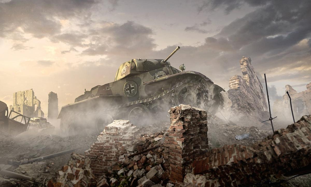 Нажмите на изображение для увеличения.  Название:WoT_Pz.Kpfw_.II_Ausf.J.jpg Просмотров:458 Размер:1.40 Мб ID:134