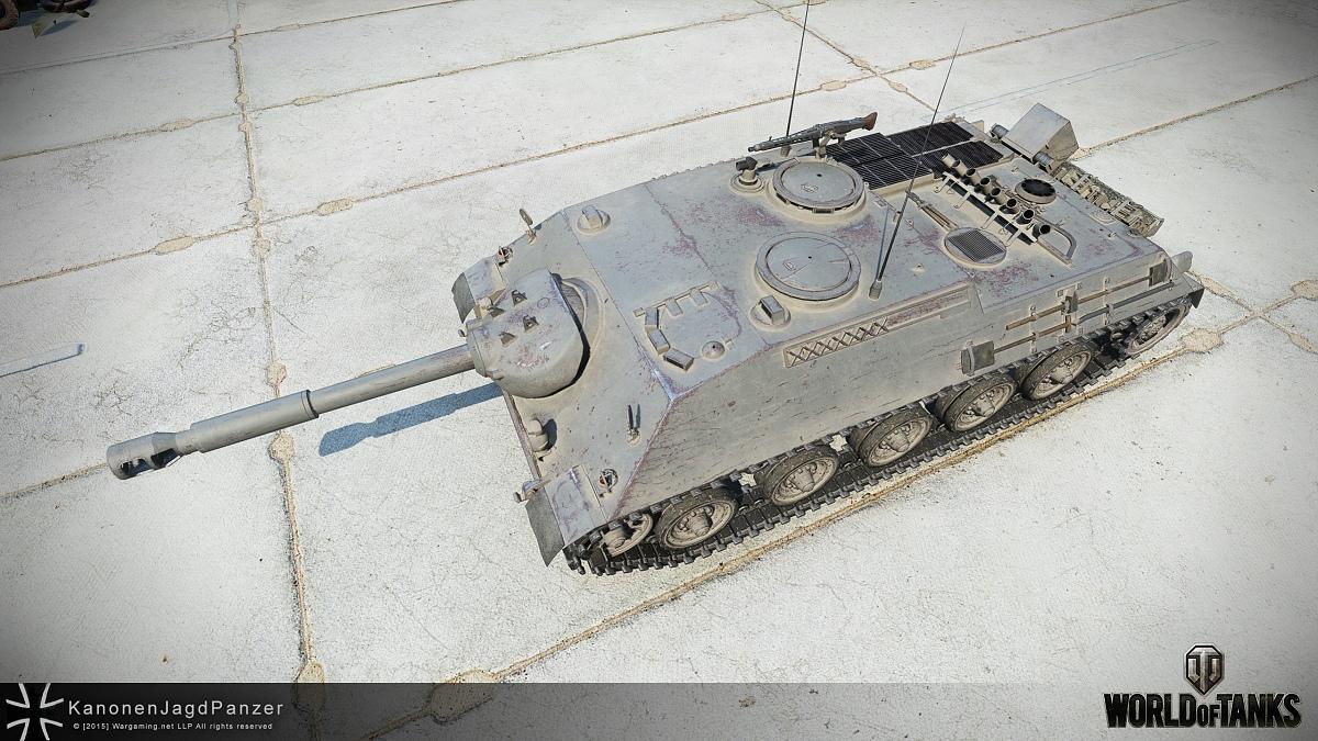 Нажмите на изображение для увеличения.  Название:kanonenjagdpanzer_1.jpg Просмотров:1930 Размер:1.41 Мб ID:848