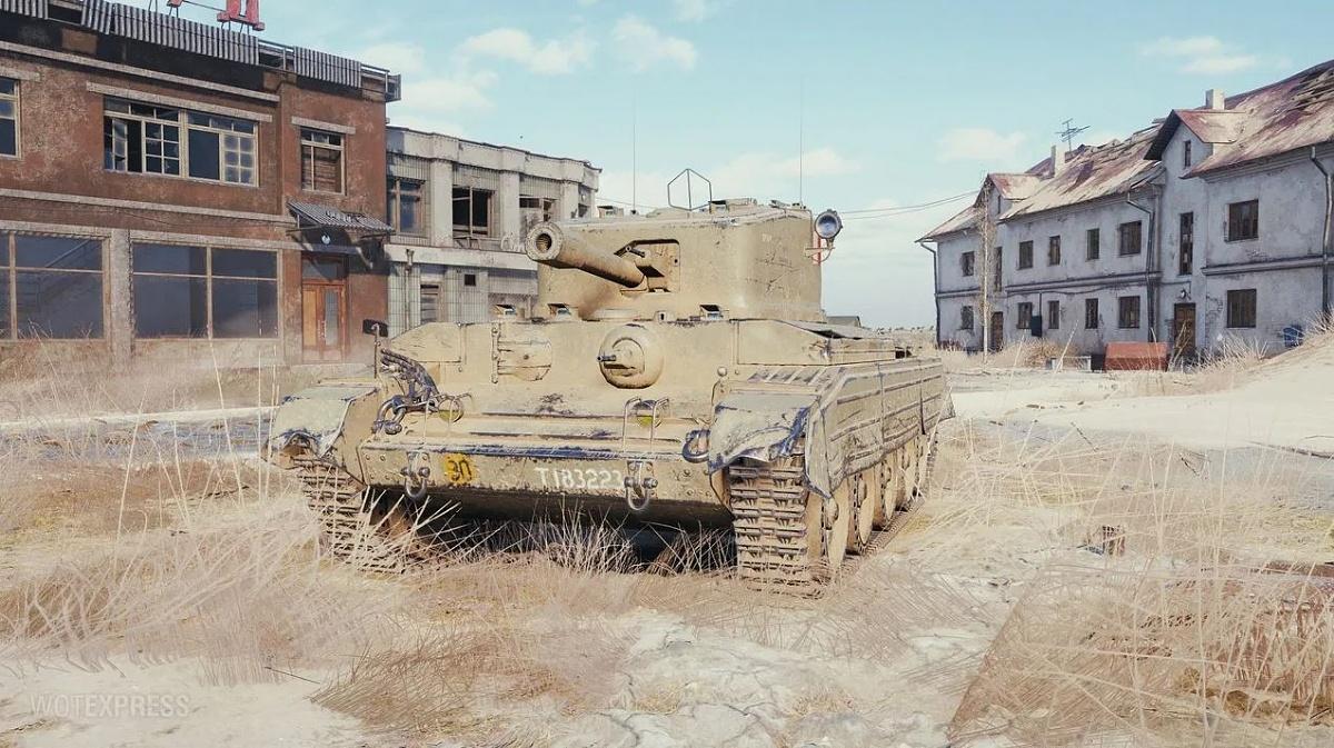 Нажмите на изображение для увеличения.  Название:cavalier-british-medium-tank.JPG Просмотров:239 Размер:189.0 Кб ID:1247