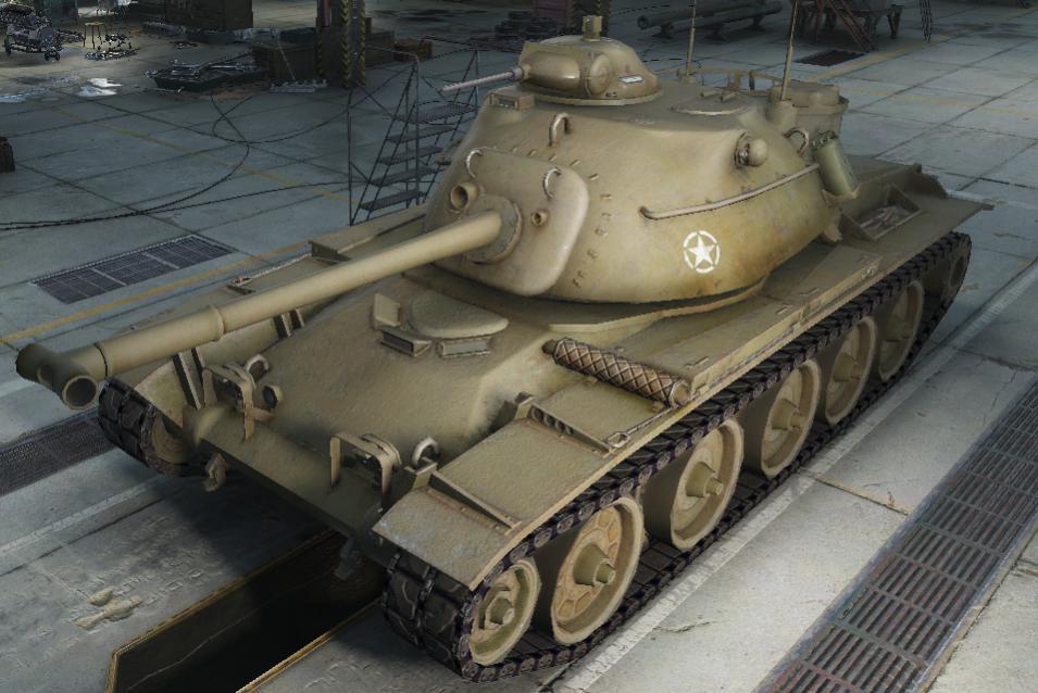 Американский прем танк Т92Е2