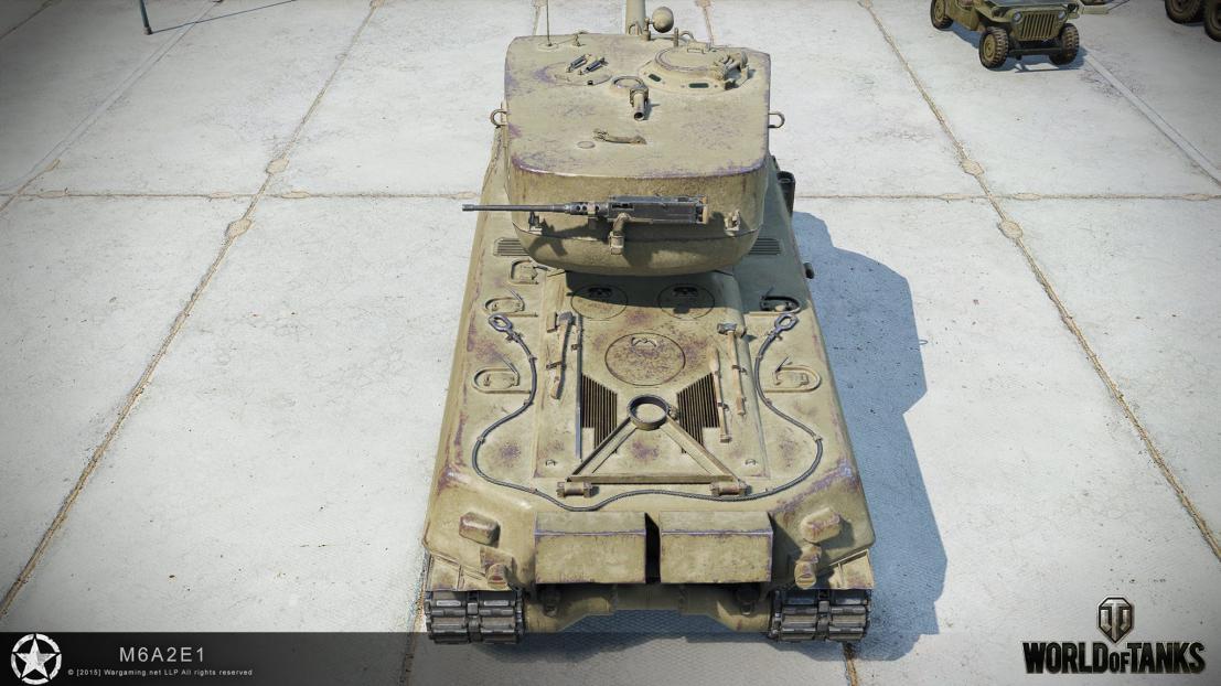 Новый M6A2E1