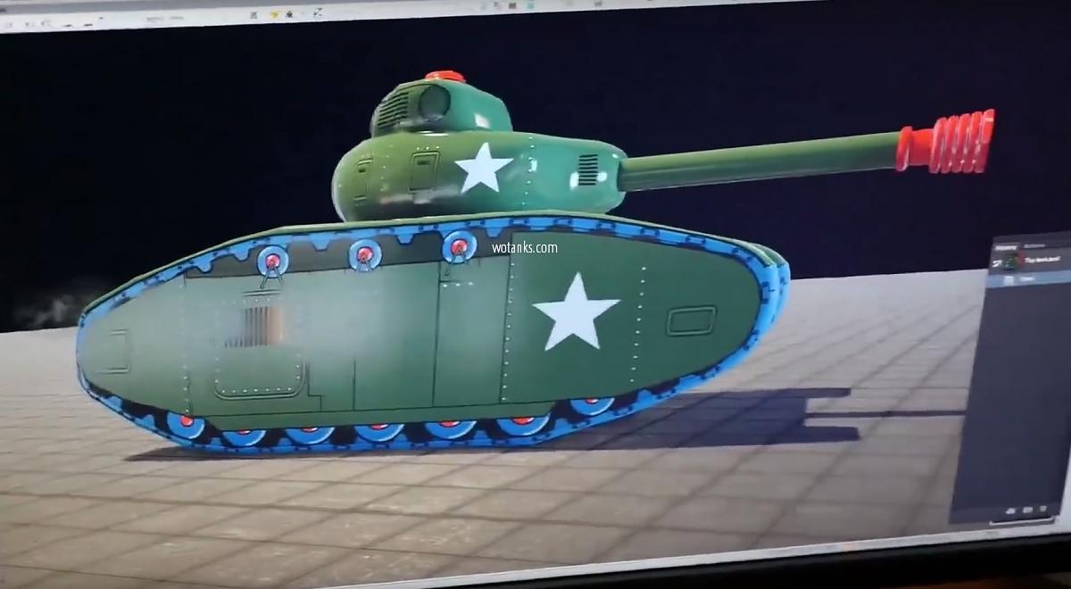 Нажмите на изображение для увеличения.  Название:игрушечные танки новый игровой режим WOT.jpg Просмотров:1085 Размер:202.2 Кб ID:597