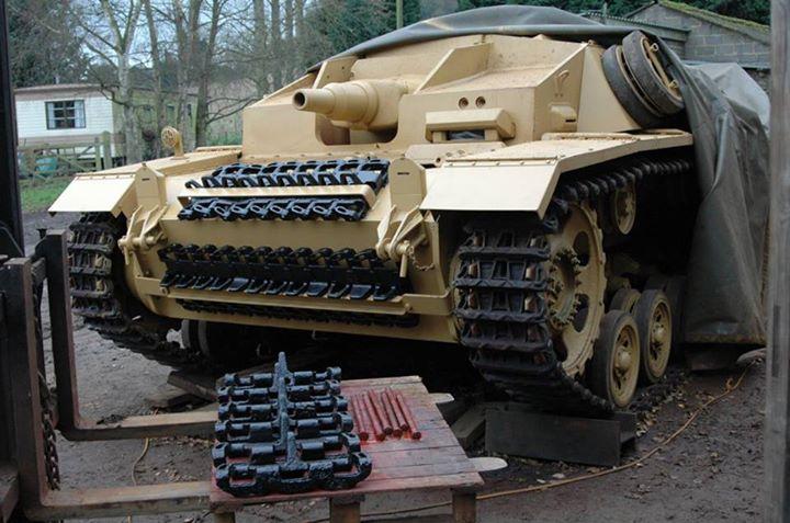 Название: StuG III Ausf.D реставрация.jpg Просмотров: 1030  Размер: 70.3 Кб