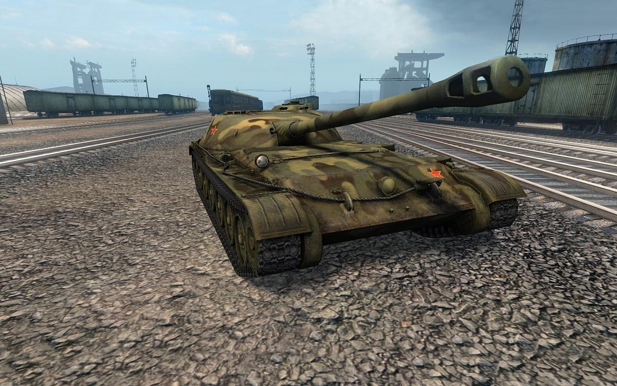 Нажмите на изображение для увеличения.  Название:WoT_Screens_Tanks_USSR_Object_416_Image_02-buffed.jpg Просмотров:393 Размер:693.1 Кб ID:423